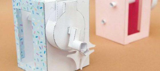 Meccanismi di carta